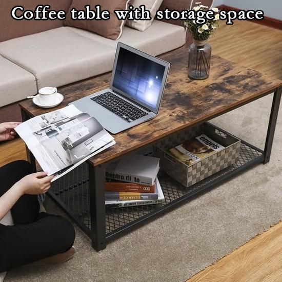 Coffee, Living Room Furniture, storagespace, Wooden