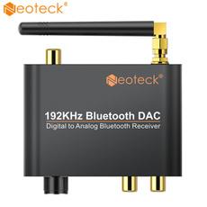 dacconverter, stereoaudioconvertor, converterwithbluetooth, Amplifier