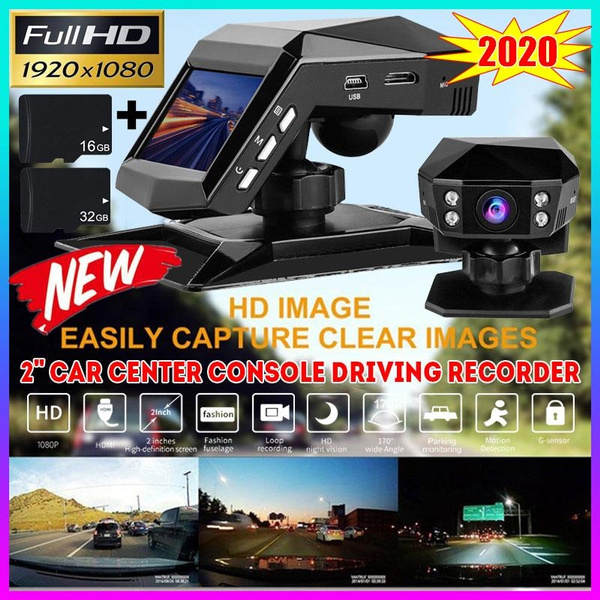 motiondetection, 170wideangle, Console, Car Electronics