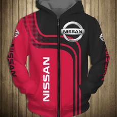 nissanhoodie, 3D hoodies, Fashion, Gifts