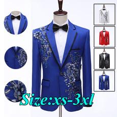 singer, Flowers, Blazer, Suits