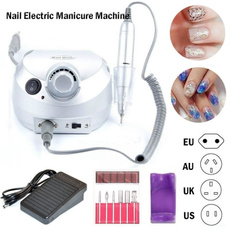 Machine, Electric, Beauty, Nail Art Accessories