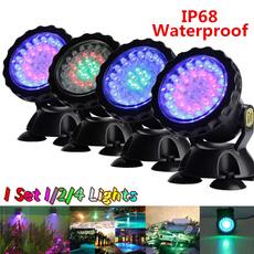 waterproofspotlight, underwaterspotlight, Remote, Garden