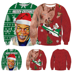 Fashion, Christmas, parentingsleepwear, Long Sleeve