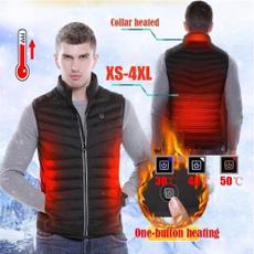Vest, Fashion, Electric, unisex