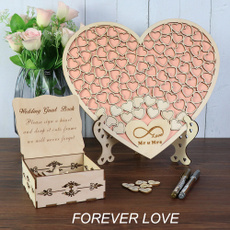 Beautiful, Heart, Unique, wedding decoration
