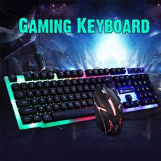 backlitkeyboard, gamingkeyboard, usb, Office