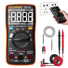 amperemeter, digitalmultimeter, resistancemeter, ohmtester