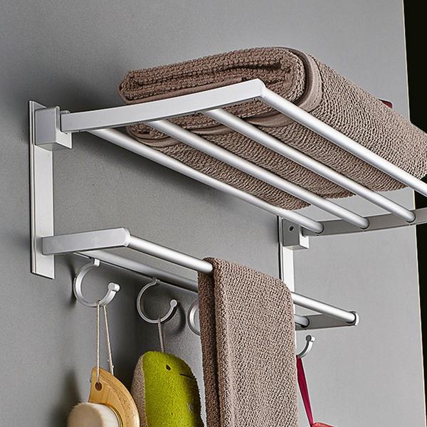 Bathroom, Bathroom Accessories, Towels, Shelf