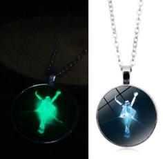 Punk jewelry, luminousnecklace, Fashion, Necklace