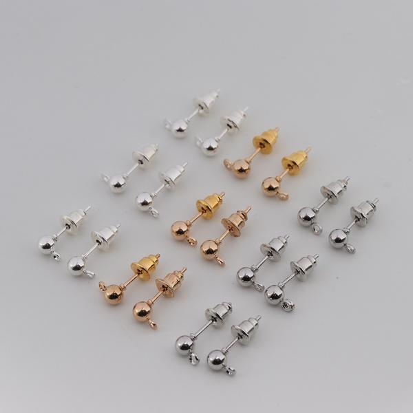 earpost, Jewelry, Earring Findings, women earrings