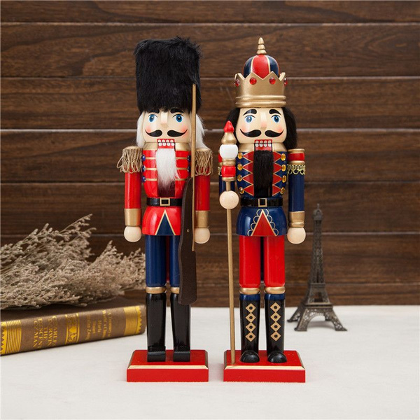 Wood, Toy, Christmas, nutcrackersoldier
