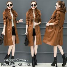womenleathercoat, Fashion, winterjacketswomen, Winter