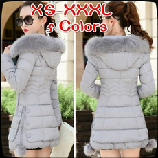 damenjacken, Cotton, jacketsforwomanwinter, cappottodonna