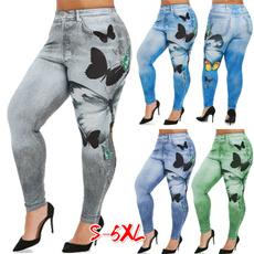 butterflyprint, jeggingforwomen, Leggings, Fashion