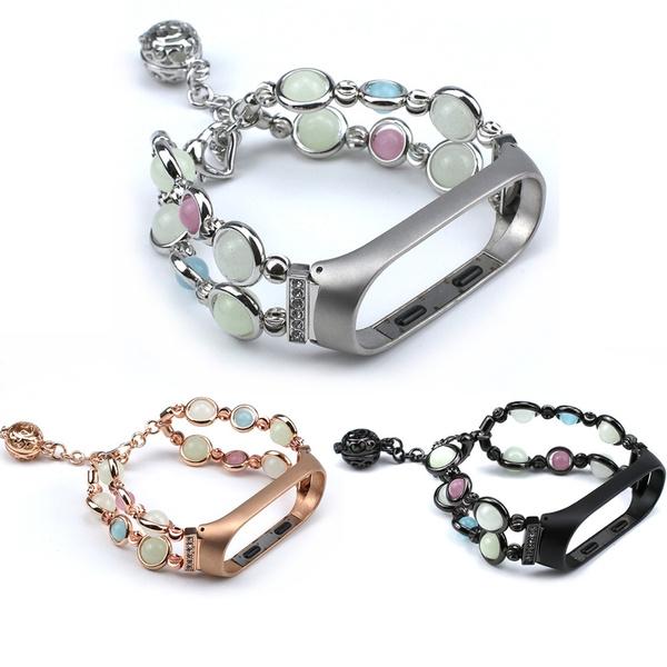 luminousstrapforxiaomimiband4, xiaomimiband4strap, Jewelry, xiaomiband4luminousband