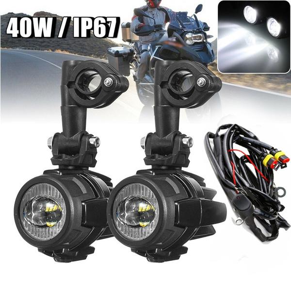 bmwmotofoglight, lights, led, motorcyclefoglight
