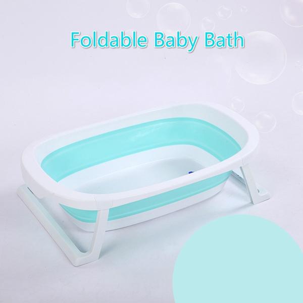 Baby, Thickening, foldingbathtub, toiletrie