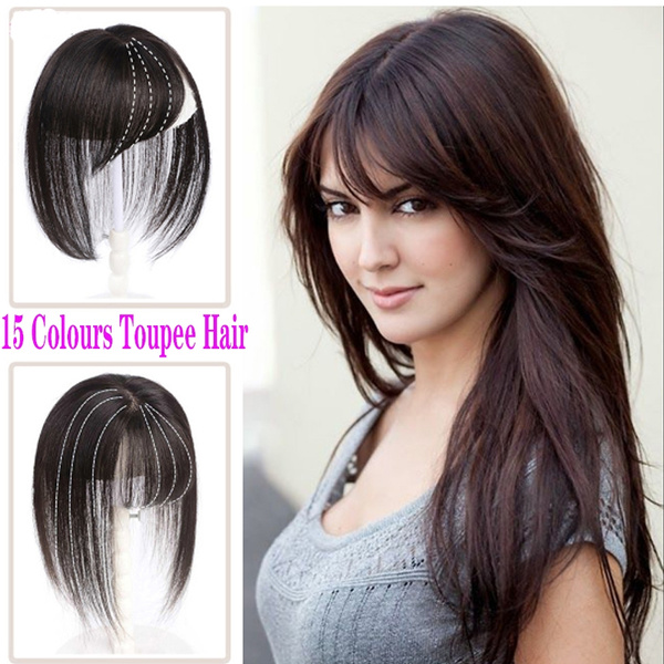 Hairpieces, Hair Extensions, human hair, toupee