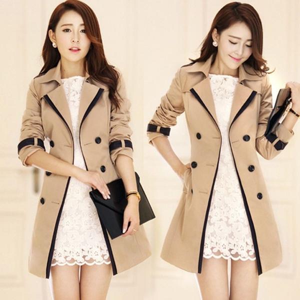 trench, hooded, Outerwear, coatsampjacket