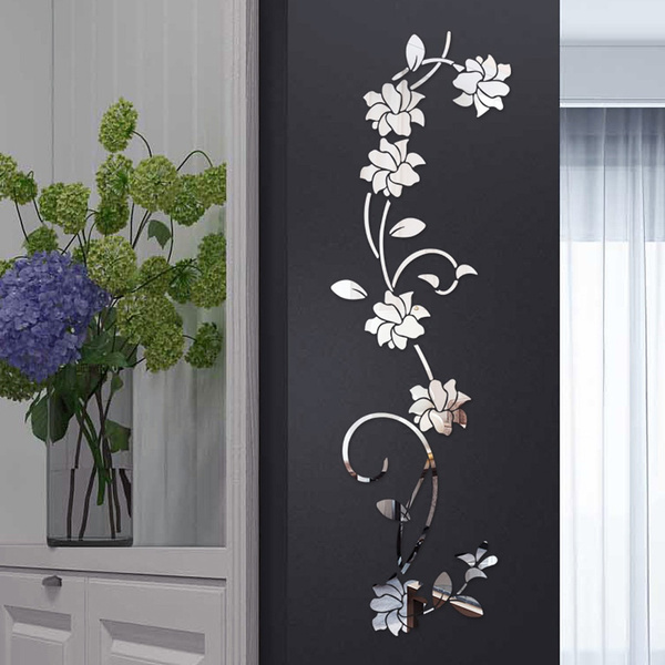 Home & Kitchen, Flowers, living room, Wall