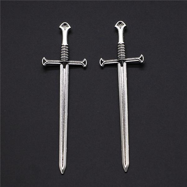 Jewelry, swordcharm, swordpendant, Bracelet