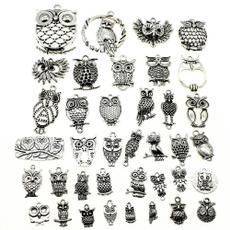 Owl, Jewelry, neckpendant, Bracelet