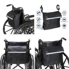 Outdoor, Electric, wheelchair, Storage