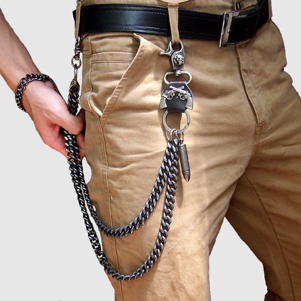 punkchain, pantschain, Key Chain, Jewelry