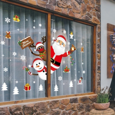 windowsticker, Home Decor, Glass, Stickers