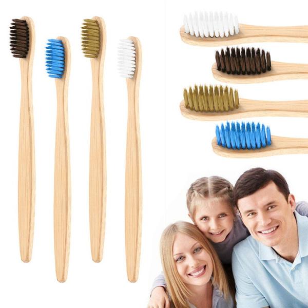 rainbow, dentalcare, Wooden, rainbowtoothbrush