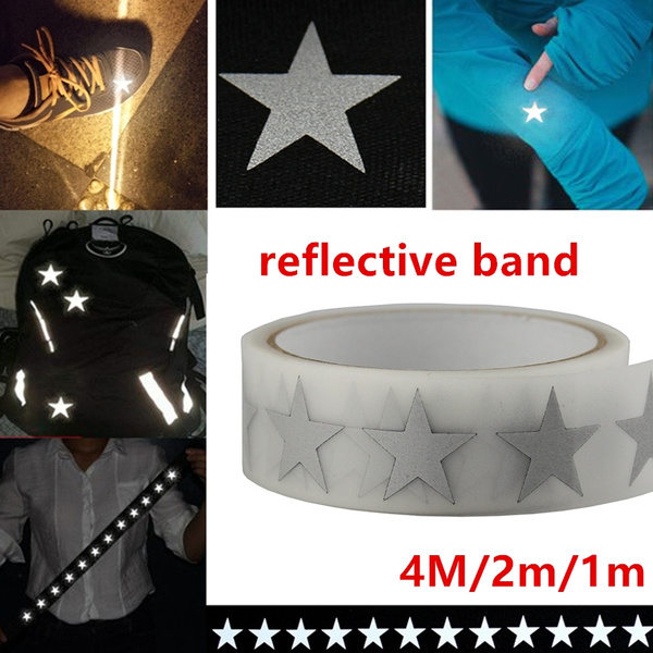 silverwarningtape, reflectiveband, retroreflectivesheeting, Star
