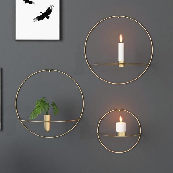 Candleholders, wallvasedecorative, weddingtablehomedecoration, Home & Living