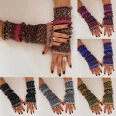 knitted, warmglove, Winter, winterglove