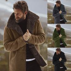Fashion, plushjacket, Coat, winter fashion