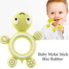 Turtle, kidsmolarstick, rubbermolar, trainingtooth