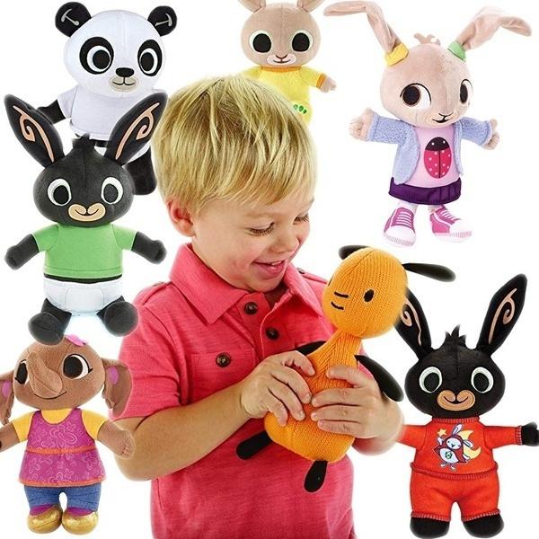 bingbunnydoll, Plush Doll, Toy, Christmas