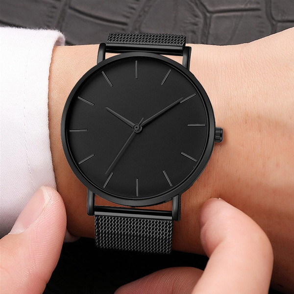 simplewatch, Fashion Accessory, quartz, meshbeltwatch