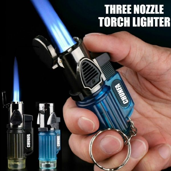 torchlight, Blues, Key Chain, Gifts For Men
