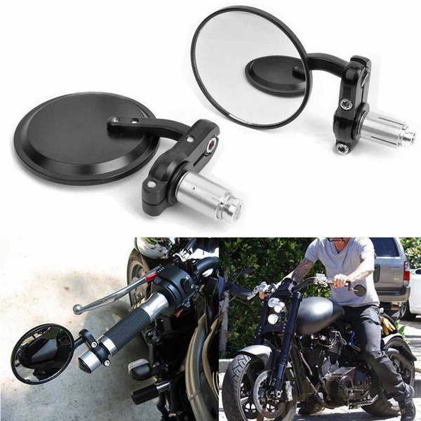 sidemirror, Aluminum, Motorcycle, rearview