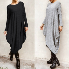 gowns, Plus Size, long sleeve dress, Sleeve