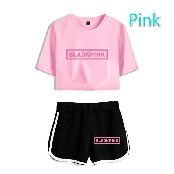 Summer, Shorts, btskpop, btssweatshirt