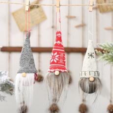 Decor, gnome, doll, Tree