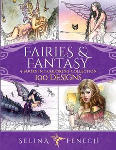 fairiescoloringbook, fantasycoloringbook, fairiesandfantasycoloringcollection, coloringbookforgrownup