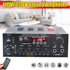 audioamplifier, Christmas, usb, Amplifier