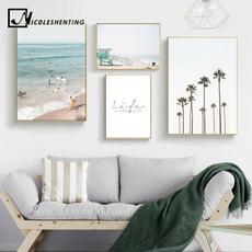 seascapecanvasprint, art, Home Decor, watercolorpainting