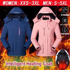 waterproofjacket, heatingcoat, usb, softshelljacket