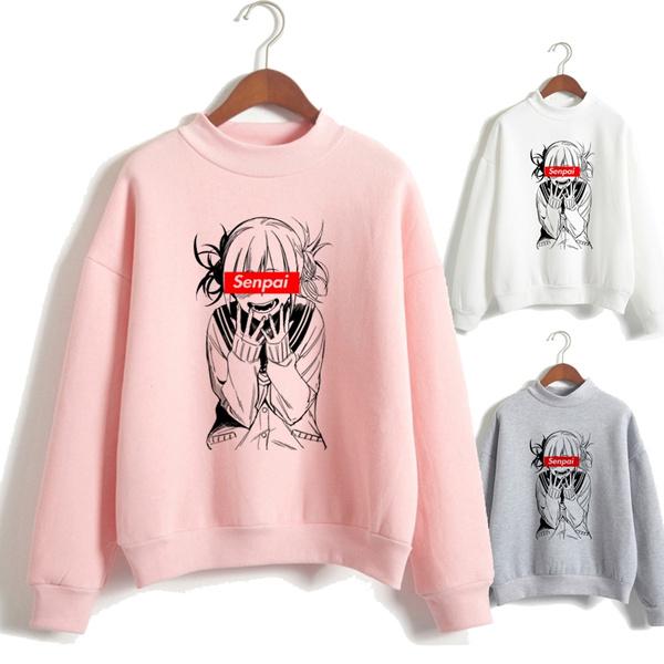 Fashion, myheroacademiahimiko, Shirt, Sleeve
