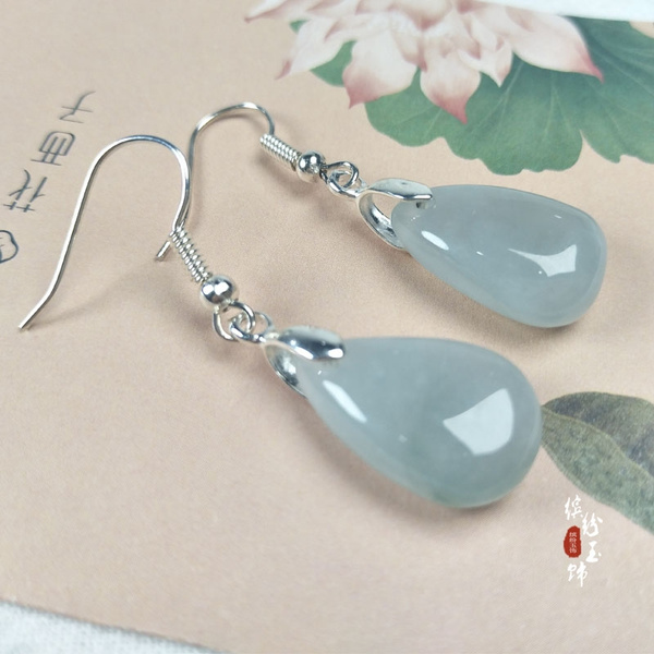 restoringancientway, Waterdrop, Natural, Jewelry