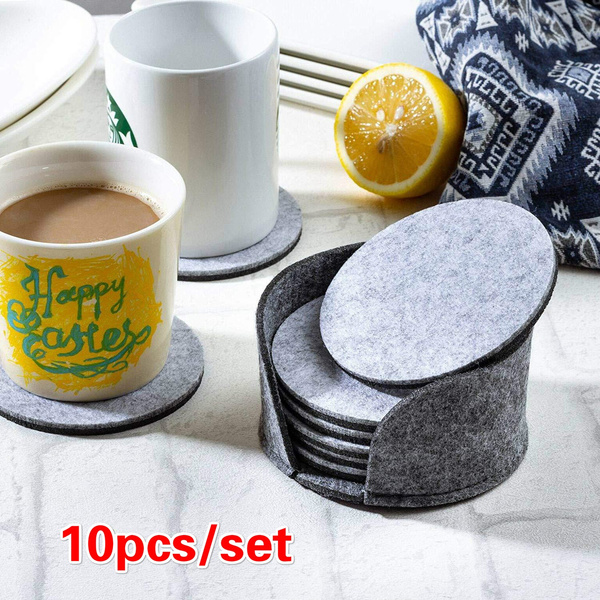 feltpad, Kitchen & Dining, Coasters, cupantifrictioncoaster